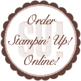 Visit my Stampin' Up! website to learn more about classes, go shopping and book a workshop!!