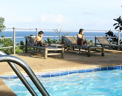 Sun Bathing at Alcoy Resorts