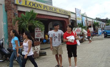 Loon Market- Bohol