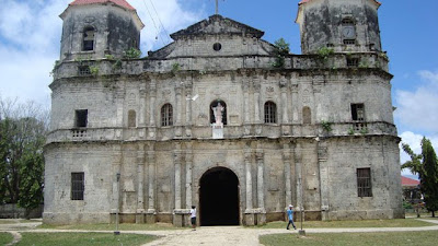 Loon Church - Bohol