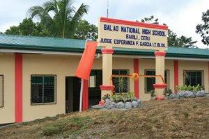 Classroom in Cebu - Barili