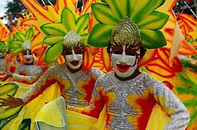 Maskara Festival in Bacolod