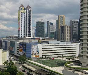Cebu Outsourcing buildings