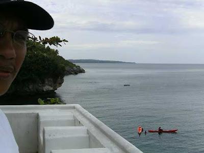 Beach and resort in Cebu