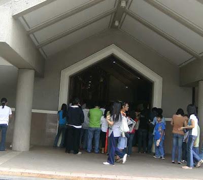 St. Joseph Chuch in Rosario St