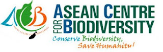 ASEAN CENTRE FOR Biodiversity Logo