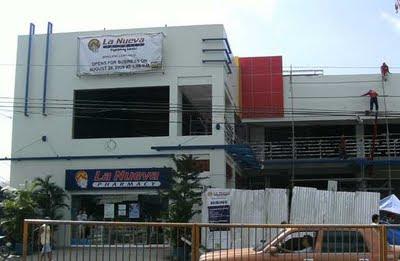 La Nueva Store in Cebu