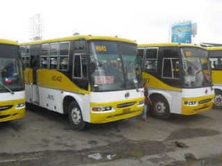 Bus in Cebu