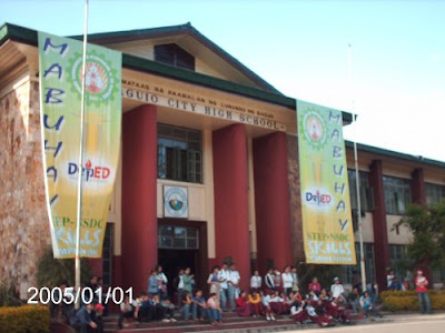 Baguio City High School