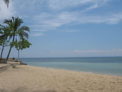 cebu beach white
