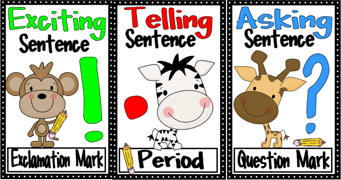 Spelling Punctuation and Grammar Cartoons