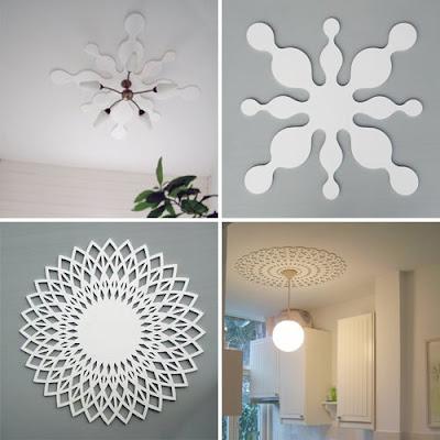 Ornament plafond