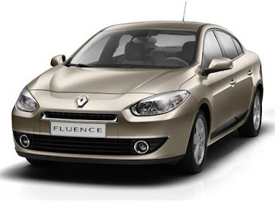 Renault Fluence India