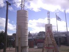 cabecera de columnas cortadas