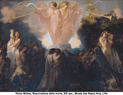 Resurrezione dalla morte dans immagini sacre 20550N