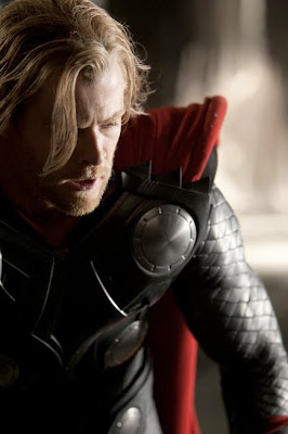 Thor Motion Picture First Look - Chris Hemsworth as Thor