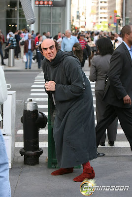 The Smurfs Motion Picture First Look - Hank Azaria as Gargamel