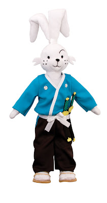 Dark Horse Comics - 14 Inch Usagi Yojimbo Plush Toy by Stan Sakai