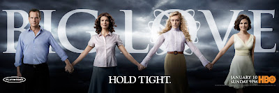 Big Love Season 4 Television Banner - Hold Tight