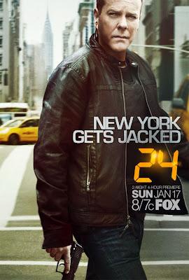 24 Season 8 Television Poster