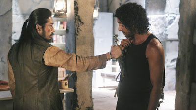 Lost - Sundown - Hiroyuki Sanada as Dogen & Naveen Andrews as Sayid Jarrah