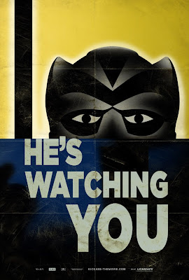 Kick-Ass Propaganda Movie Poster Set - Big Daddy