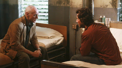 Lost - Happily Ever After - Alan Dale as Charles Widmore & Henry Ian Cusick as Desmond Hume