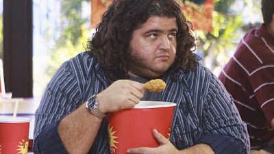 Lost - Everbody Loves Hugo - Jorge Garcia as Hugo Hurley Reyes