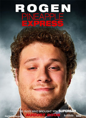 Pineapple Express Character Movie Posters - Seth Rogen