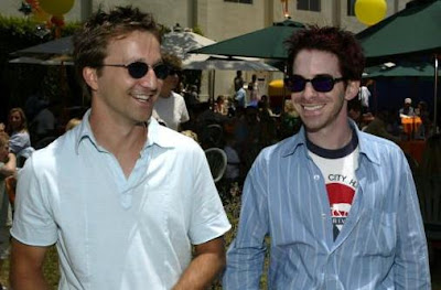 Best Friends Breckin Meyer and Seth Green