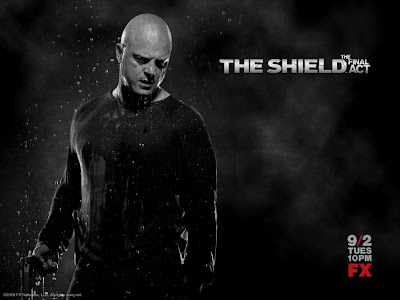 The Shield Season 7 - The Final Act Television Poster