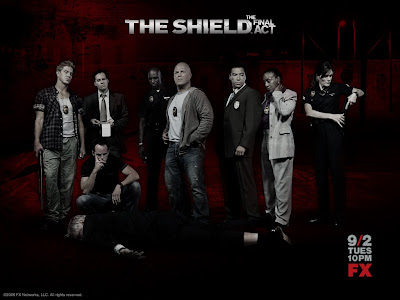 The Shield - The Final Act - The Cast of The Shield