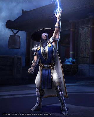 Mortal Kombat vs. DC Universe - Raiden