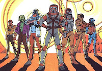 The Forces of M.A.S.K. Led By Matt Trakker