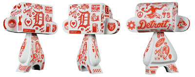 Lift Exclusive Detroit Mad*l by Tristan Eaton
