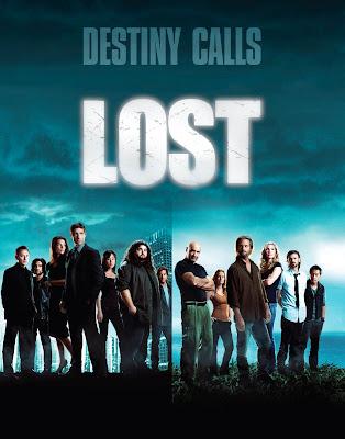 Destiny Calls - Lost Season 5 Television Poster