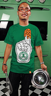 Johnny Cupcakes - Foam Finger T-Shirt