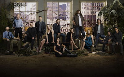 Official Lost Season 5 Cast Photo