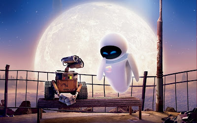 WALL•E by Disney/Pixar - WALL•E and EVE