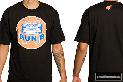 The Hundreds x Bun B Limited Edition T-Shirt Sold Exclusively at Premium Goods in Houston, Texas