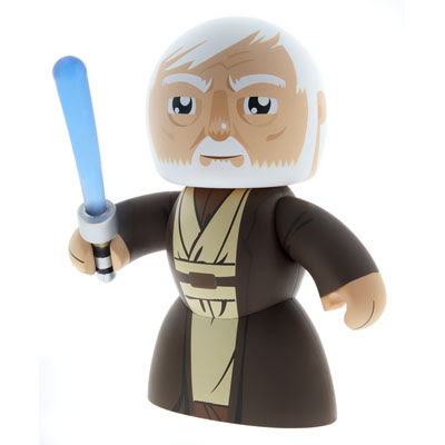 Star Wars Mighty Muggs Internet Exclusive Wave - Episode IV Obi-Wan Kenobi Mighty Mugg