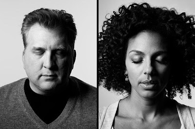 Entertainment Weekly: LOST Portraits of the Dead - Daniel Roebuck as Dr. Leslie Arzt & Marsha Thomason as Naomi Dorrit