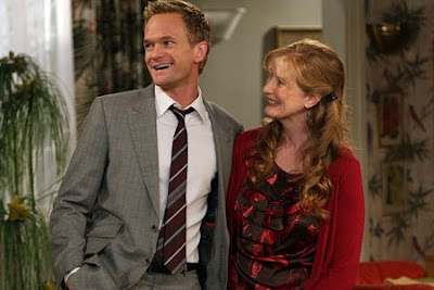 How I Met Your Mother - The Stinsons - Neil Patrick Harris as Barney Stinson and Frances Conroy as Loretta Stinson