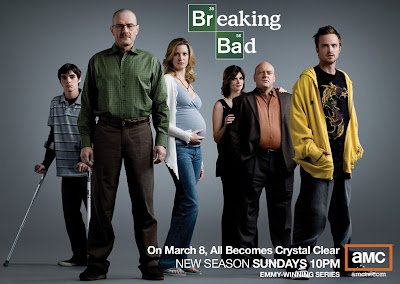 Breaking Bad Season 2 Cast Photo