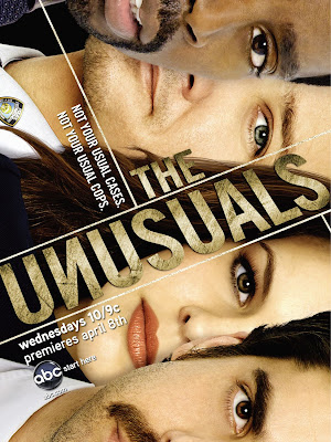 The Unusuals Season 1 Television Poster