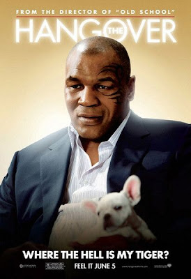 The Hangover Character Movie Posters - Mike Tyson