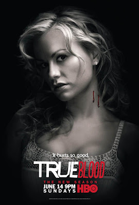 True Blood Season 2 Character Television Posters - Anna Paquin as Sookie Stackhouse