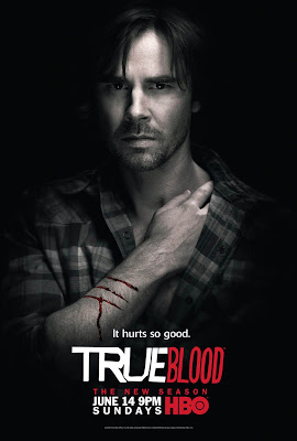 True Blood Season 2 Character Television Posters - Sam Trammell as Sam Merlotte