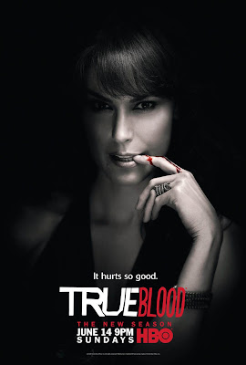 True Blood Season 2 Character Television Posters - Michelle Forbes as Maryann