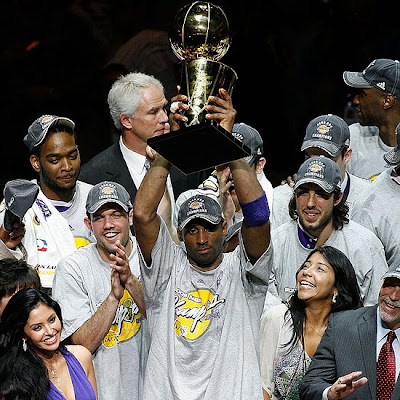 2009 NBA Champions - The Los Angeles Lakers